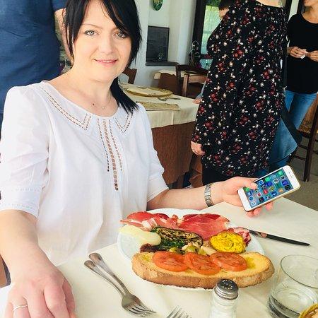 Montalto di Castro, Itália: Ottimo pranzo personale veloci una meraviglia