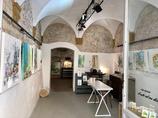 Quinteaquadri Lab Gallery