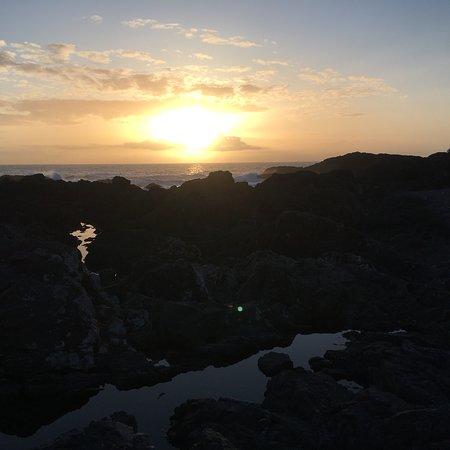 Amphitrite Point Lighthouse ภาพถ่าย