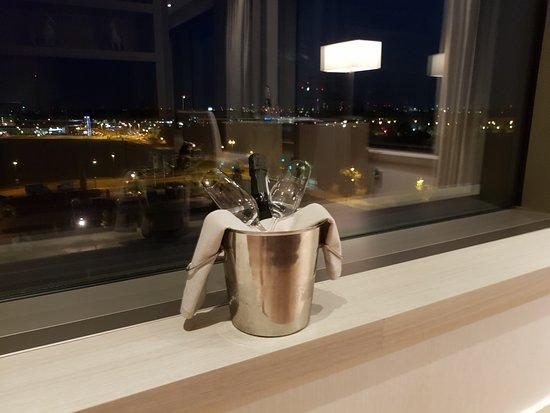 Foto de Van der Valk Airporthotel Duesseldorf