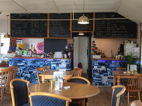 Anderby Creek, UK: Lovely little cafe