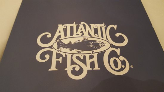 ‪‪Atlantic Fish Company‬: menu‬