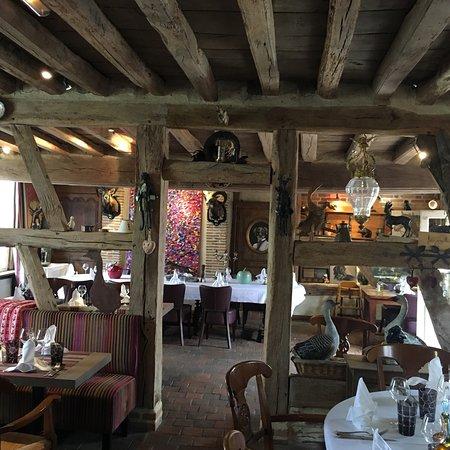Restaurant l 39 auberge de la grange aux oies dans souvigny en sologne avec cuisine fran aise - La grange aux oies souvigny ...