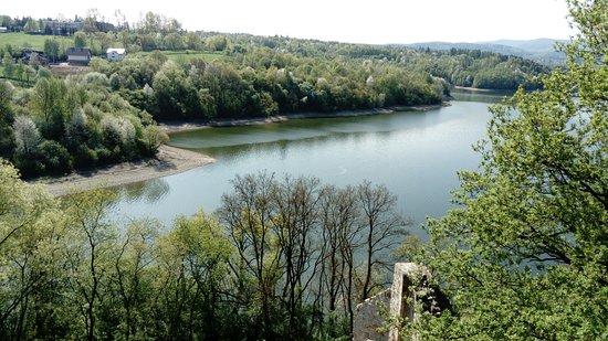 Добчице, Польша: Jezioro Dobczyckie