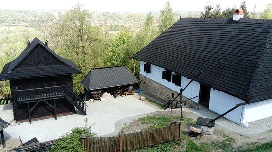 Добчице, Польша: Skansen