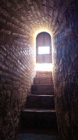 Cortegana Castle: Subida a la torre