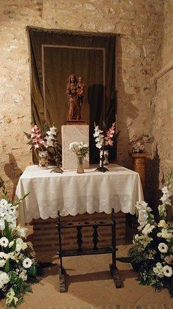 Cortegana Castle: Interior