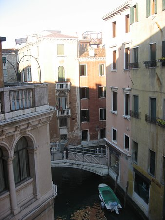 Residence Corte Grimani: View from the apartment window