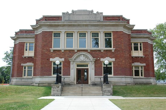 Lorain Historical Society - Carnegie Center