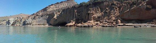 San Leone, Italija: lagoon