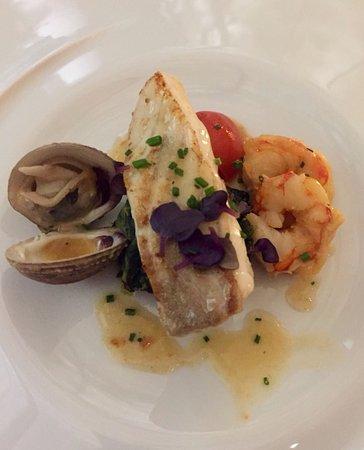 Restaurant Dubrovnik: Seafood mains