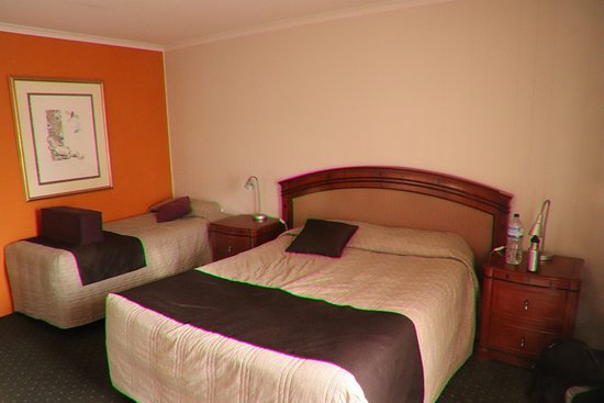 Nubeena, Australia: Our room