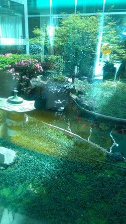Zane, Italien: Giardino Zen e piccole Sacher