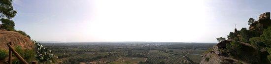 Montroig, España: Vista panorámica del Camp de Tarragona