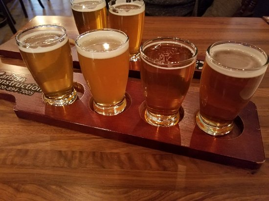 Willmar, MN: Foxhole Brewhouse - Wilmar, MN