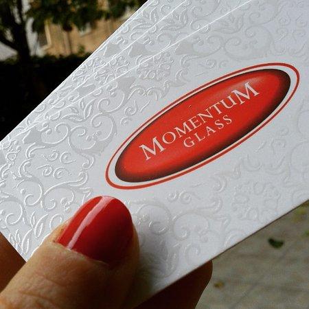 Frascati, Italie : momentum glass