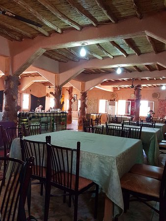 Alnif, โมร็อกโก: ristorante