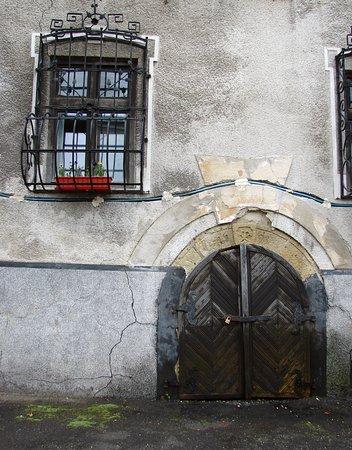 Baia Sprie, Rumänien: building detail
