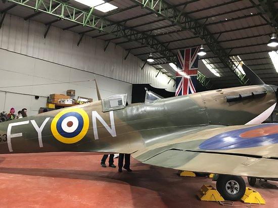 Lytham St Annes Spitfire Visitor Centre - Hangar 42