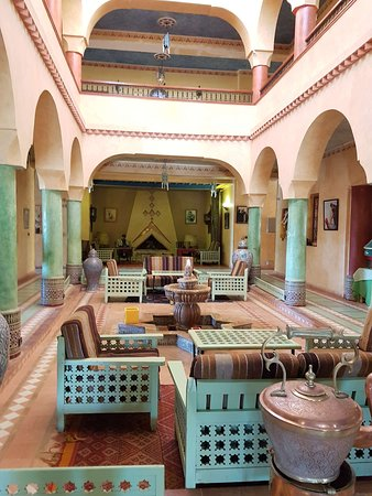 Hotel Kasbah Lamrani : interni