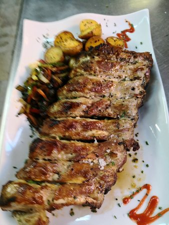 Restaurante Meat & Salt