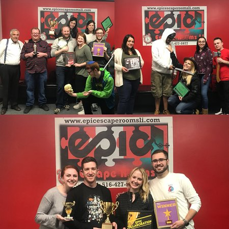 West Hempstead, NY: Everyday is Funday at Epic Escape Rooms Long Island. 60 Minutes of Thrills & Excitement!
