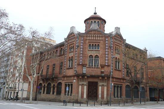 Edificio Palacio de la Prensa
