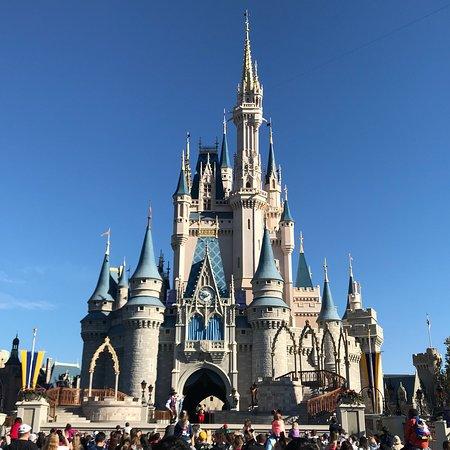 Bilde fra Cinderella Castle