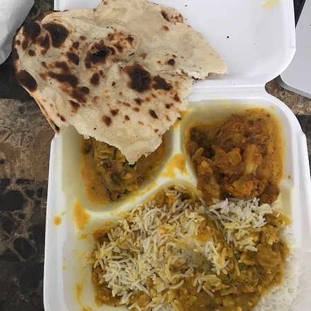 Thali Cuisine Indienne: photo0.jpg