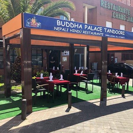 Buddha palace tandoori nepali- indian restaurant