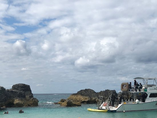 Dive Bermuda: Boat & SCUBA Divers