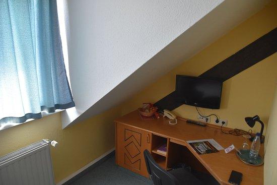 Poehl, Germany: Einzelzimmer in der 2.Etage