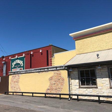 Saltgrass Steak House: Saltgrass!!