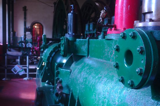 New Tredegar, UK: The Winding Engine