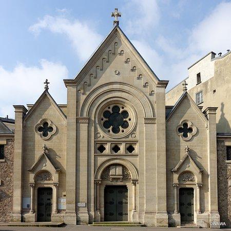 L'Église Protestante Unie de Versailles