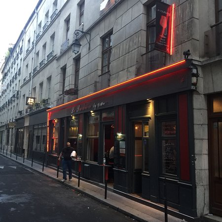 Restaurant Jin  Rue De La Sourdiere