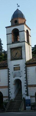Punto Informativo Turistico del Comune di Teolo: La torre