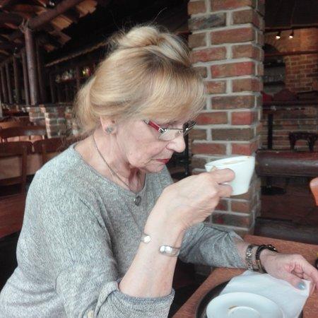 Cesky Tesin, جمهورية التشيك: Wyśmienita kawa do śniadania.