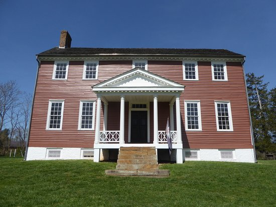 Locust Grove, VA: Front of House