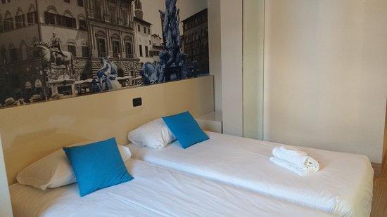 佛羅倫薩市中心食宿酒店張圖片