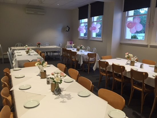 Finley, Australië: Private room for functions,seminars and meetings