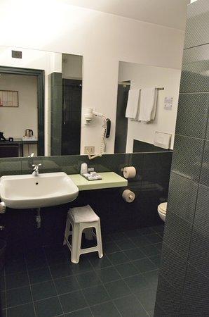 Hotel Buonconsiglio: Banheiro: Limpeza impecável