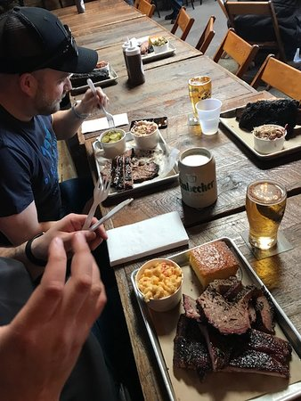 Bbq Lunch Brooklyn Picture Of Our Town New York Tours