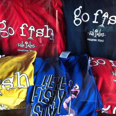 Fish Tales!!