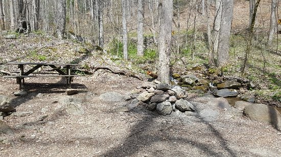 Tyro, VA: Crabtree Falls Campground