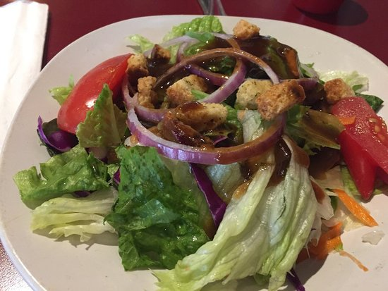 "Dayton, NV: ""Side"" Salad."