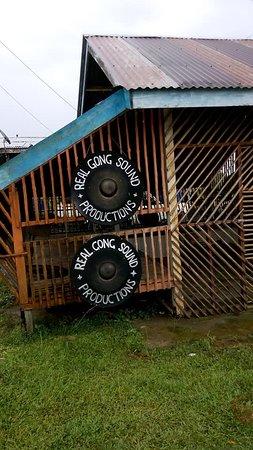Kudat, Malaysia: village house