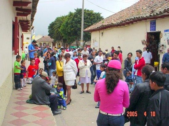 Bojaca, Colombia: Iglesia de Bojacá