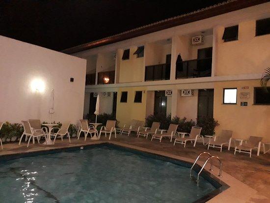 San Manuel Praia Hotel: Maravilhosa a área da piscina