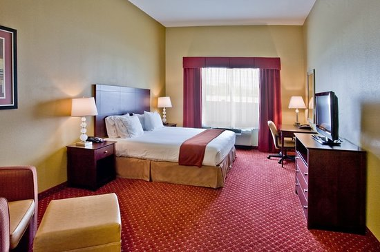 Holiday Inn Express Orlando - South Davenport: Guest room